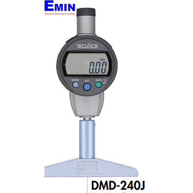 TECLOCK DMD-240J Standard Digital Depth Gauge (25.4mm/0.01mm)