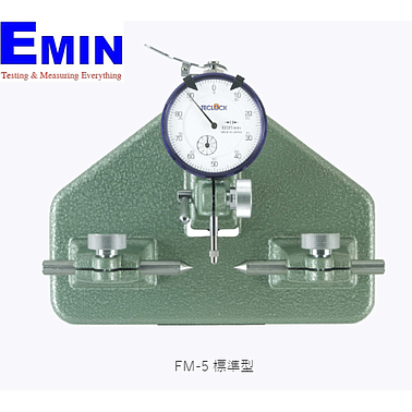 TECLOCK FM-5 Small Bench Center (10mm/0.01mm)