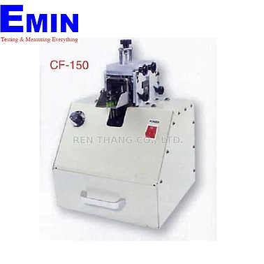 RenThang CF-150 Loose Radial Lead Cutting Machine, front feeding