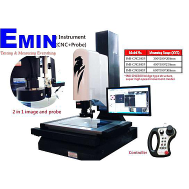 Metrology IMI-CNC500P 3-dimensional image measuring machine (including an MCP electric head)