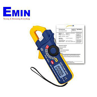 PCE DC3-ICA Digital Clamp Meter