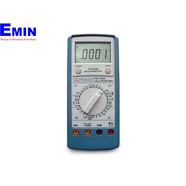 Promax PD-183 Industrial Series Digital Multimeter (RMS 4-1/2 digit, Freq,  0,05 %)