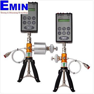 Nagman MPC-P 空気圧校正器 (60 bar, ±0.05% F.S.)