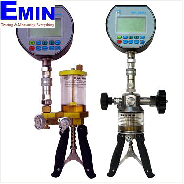 Nagman MPC-H+ 油圧校正器 (700 Bar, ±0.025% F.S.)
