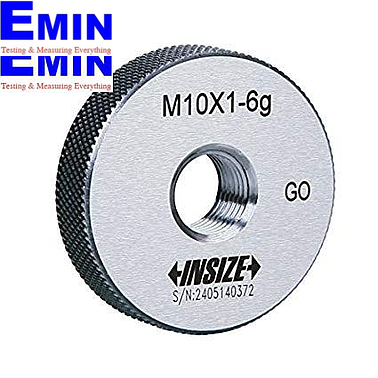 INSIZE 4120-2D3 Metric Thread Ring Gage ((M2.3x0.4mm))