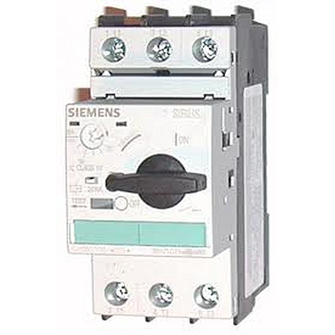 CB Siemens 3RV1021-4AA10 thermostat, 16A, (11 ~ 16A), Motor 7.5kW 3P