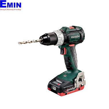 METABO BS 18 LT BL 无线螺丝电钻 (0-2100 rpm)