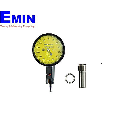 Mitutoyo 513-405E Dial Test Indicator (0-0.2mm/0.002mm)