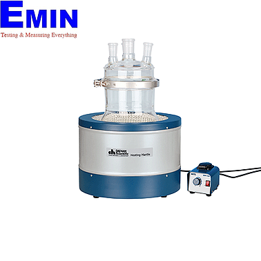 DaiHan DH.WHM8178 Plain Bottom-type Remotecontrolled Reaction Vessel Heating Mantle (5000ml, 450°C)