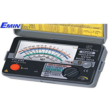 KYORITSU 3321A Analogue Insulation Tester