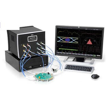 Lecroy SPARQ-3012E Signal Integrity Network Analyzer (30 GHz