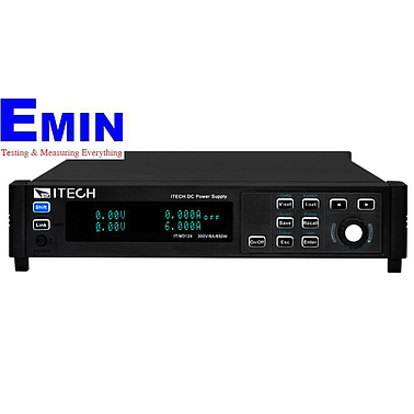 ITECH IT-M3124 Ultra-compact Wide Range DC Power Supply (300V, 6A, 850W)