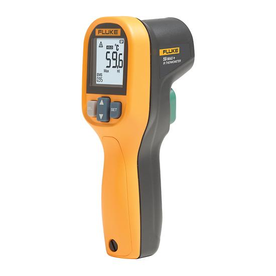 Image result for Thiết bị đo nhiệt độ bằng tia hồng ngoại FLUKE 62 MAX