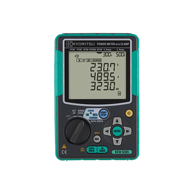 Kyoritsu 6305-01 Power Quality Analyzer