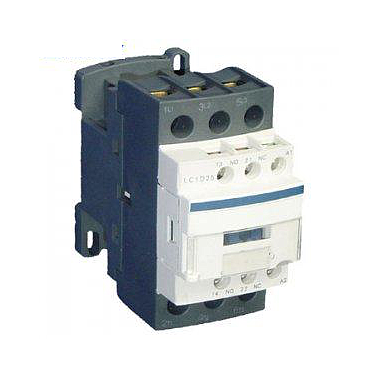 Contactor Schneider LC1D80M7, 85A, AC3 - 37KW/400V, 1N0+1NC