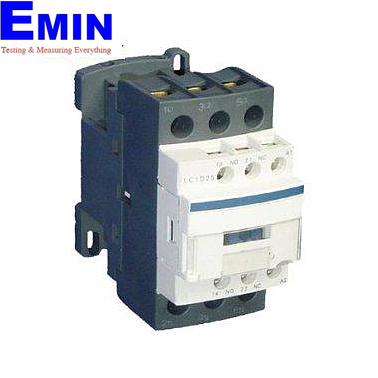 Schneider LC1D95M7 Contactor, 95A, AC3 - 45KW/400V, 1N0+1NC