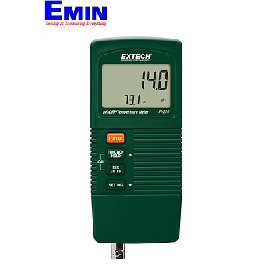 EXtech PH210 Compact pH/ORP/Temperature Meter